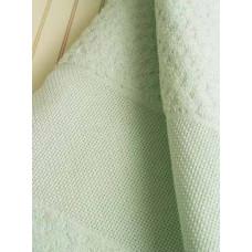 Махровое полотенце Попкорн, аква (RN114076/4191)