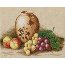 Персик и виноград (ФИ-004)