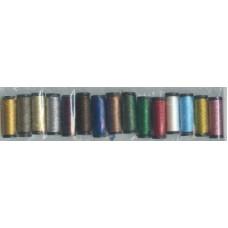 Набор металлизированных нитей Kreinik Assortment #2 (B2028)