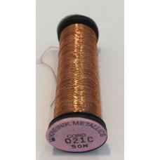 Металлизированная нить Kreinik cord 021C