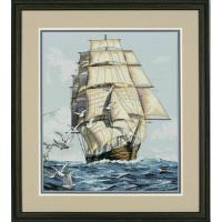 Набор для вышивания крестом Dimensions Морское путешествие (03886)