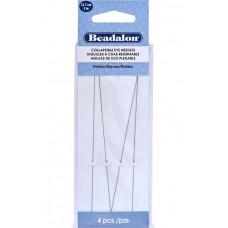 Иглы Beadalon бисерные Collapsible Eye Needles (700M-150)