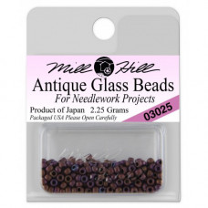 Бисер Antique Glass Seed Beads