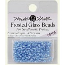 Seed-Frosted Beads