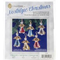 Набор для создания украшений Solid Oak Золотые ангелы (NCHBOK 021)