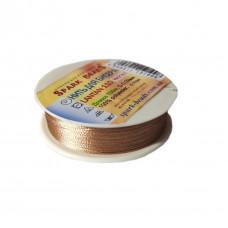 Нить для вышивания бисером Spark Beads Лантан, бежевый (110-2182)