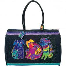 Сумка Laurel Burch Artistic Totes Travel Bag, Dogs & Doggies (LB2072)