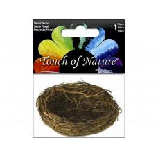 Декоративное гнездо из диких трав (MD22004)