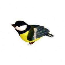 Декор Птица Feather Titmouse (MDI20912)