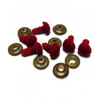 Набор носиков с креплением для игрушек, 6 шт (АШ-078)