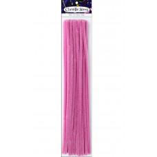 Меховая проволока Accent Design 25 шт, 30 см х 6мм, розовый (ADB1098-P.13)