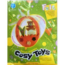 Мишка в яйце (FTD-104)