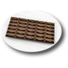 Пластиковая форма для шоколада Плитка 30 (0103)