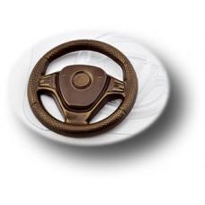 Пластиковая форма для шоколада Руль (0113)