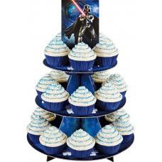 Подставка трехярусная под сладости сборная, Star Wars (W5123035)