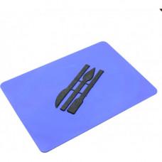 Доска для лепки с тремя стеками Лавка Художника (Ж-К-3033)