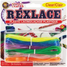 Набор пластиковых шнуров Pepperell, прозрачные (RX6 3)