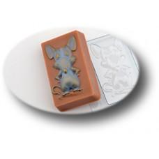 Форма для мыла Вредная крыса