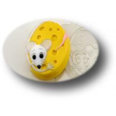 Форма для мыла Влюбленная в сыр