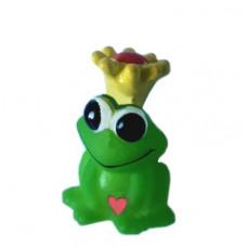 Резиновая лягушка Принц