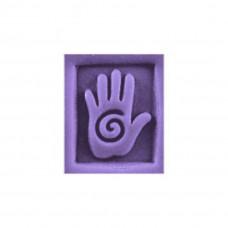 Штамп для мыла Рука (STP-HAND6019)
