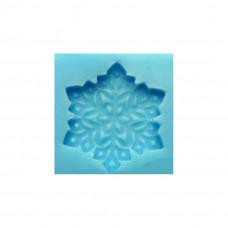 Штамп для мыла Снежинка-2