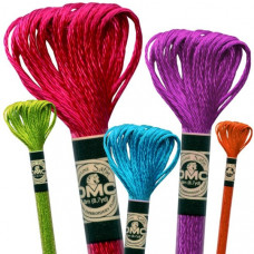 DMC® Satin Embroidery Floss