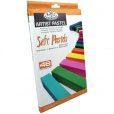 Набор цветной пастели Royal Brush, 48 цветов (CPAA48)