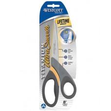 Титановые портновские ножницы Westcott Ultra Smooth Titanium Scissors -Straight (14100)