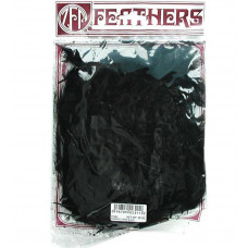 Перья Zucker Marabou Large Black, 7 гр (ZUC02311)
