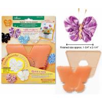 Устройство для изготовления бабочек Yo-Yo из ткани (8711)