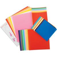 Цветная бумага для оригами, Assorted Colors, 55 шт. (4103)