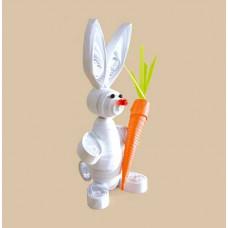Набор для квиллинга Чарівна мить Любитель морковки (КВ-026)