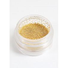 Бульонки золото, 0,25-0,5 мм (4501-110)
