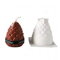 Силиконовая 3D форма для свечи Only Сосновая шишка (593402)