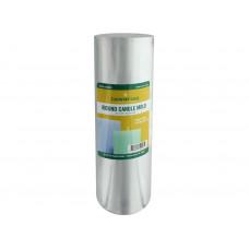 Форма для свечи, алюминий, Цилиндр (CLN50005)