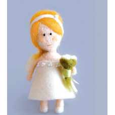 Набор для валяния Чарівна мить Невеста (В-168)