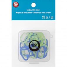 Маркировщики петель пластиковые Boye, 20 шт (3401004)