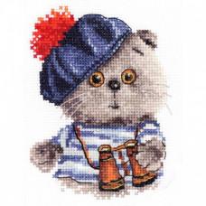 Набор для вышивания Алиса Басик-моряк (0-190)
