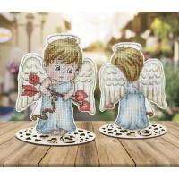 День Св. Валентина. Ангелочек (Т-61)