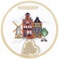 Набор с пяльцами Амстердам (М-305)