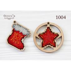 Сапожок и звездочка (1004)