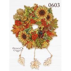 Осенний венок (0603)