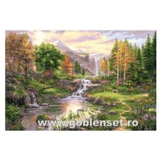 Набор для вышивки GOBLENSET Осенняя тишина (G1087)