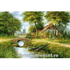 Набор для вышивки GOBLENSET Голландское лето (G1096)
