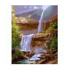 Набор для вышивки GOBLENSET Каатерскильский водопад (G740)