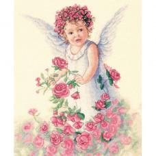 Ангел роз (4327)