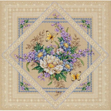 Ажурные цветы (4407)