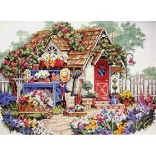 Садовый домик (4322)