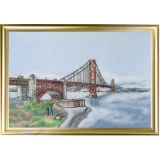 Мост Золотые ворота (А-010)